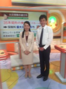 ABC放送 「キャスト」 テレビ番組に生出演いたしました!
